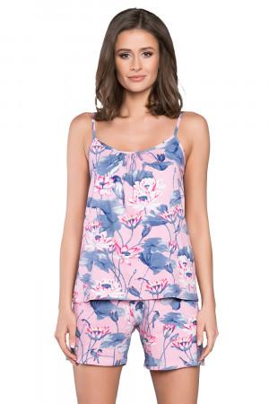 Dámské pyžamo Italian Fashion Muza růžový s