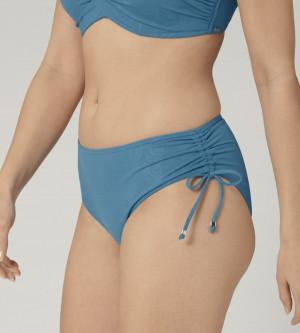 Dámský spodní díl plavek Venus Elegance Midi mořská modř - TRIUMPH MEDITERRANEAN BLUE
