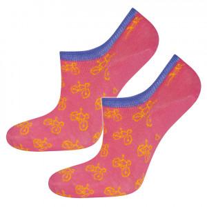 Dámské ponožky SOXO - KOLA modrý 40–45