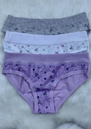 Dámské kalhotky Lovelygirl 4338 L Mix