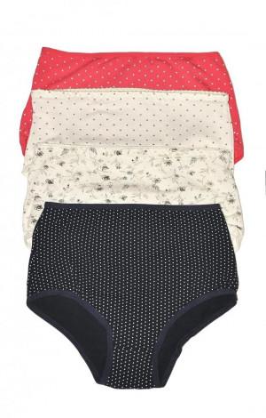 Kalhotky Sara 018 - De Lafense černá 4XL