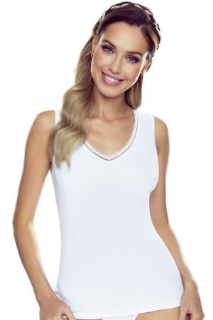 Dámská košilka Federica - Eldar bílá