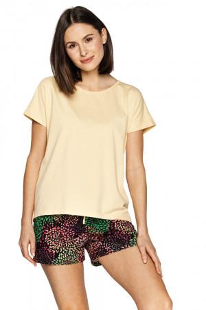 Dámské pyžamo 564 - CANA žlutá