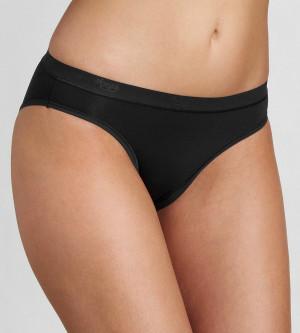 Dámské kalhotky Sensual Fresh Tai - Sloggi černá (0004) 042