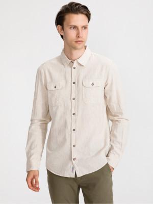 Košile Blend Bílá