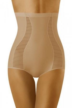 Wol-Bar Idealia béžové Tvarující kalhotky L béžová