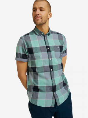 Košile Tom Tailor Zelená