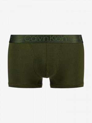 Boxerky Calvin Klein Zelená