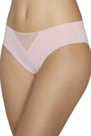 Bezešvé kalhotky 19212 světle růžová - Ysabel Mora