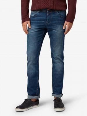 Aedan Jeans Tom Tailor Denim Modrá