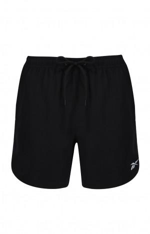 Plavkové šortky Reebok 71002 Yale Swim Short Černá