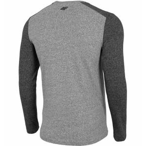 Pánské trička s dlouhým rukávem MEN'S LONGSLEEVE TSML010 SS21 - 4F