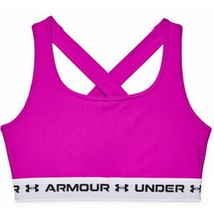 Dámské podprsenky UA Crossback Mid Bra SS21 - Under Armour