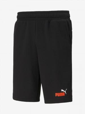 Kraťasy Puma Černá