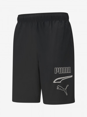 Rebel Kraťasy Puma Černá