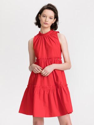 Šaty Salsa Jeans Červená