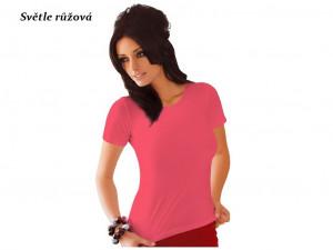 Dámské tričko CARLA - BABELL ecri(krémová)
