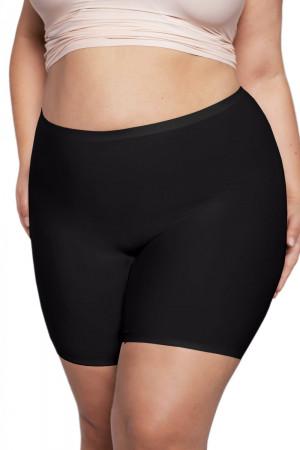 Dámské kalhotky Flexi-one bermudy black - JULIMEX černá Univerzální