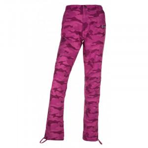 Dámské outdoorové kalhoty Mimicri-w růžová - Kilpi