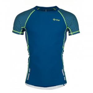 Pánské kompresní tričko Combo-m tmavě modrá - Kilpi
