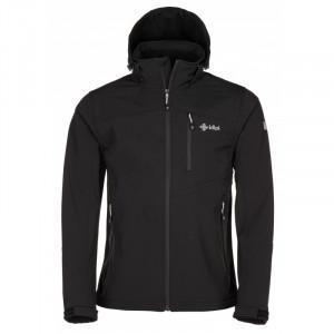 Pánská softshellová bunda Elio černá - Kilpi