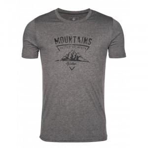 Pánské tričko Garove-m černá - Kilpi