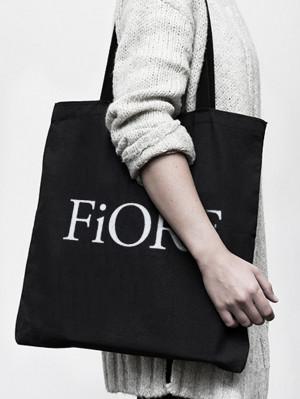 Bavlněná taška FIORE U