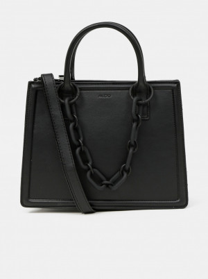 ALDO černá kabelka Galoassi