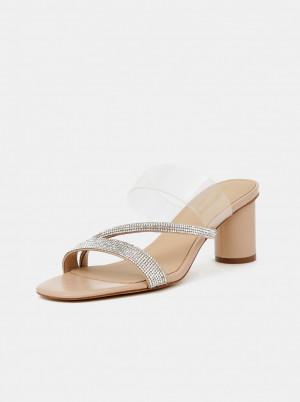 ALDO stříbrné sandály Muralis -