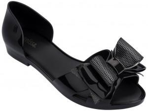 Melissa černé sandály Seduction V Black -