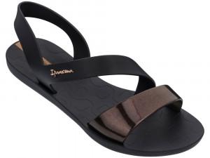 Ipanema černé sandály Vibe Sandal Black -