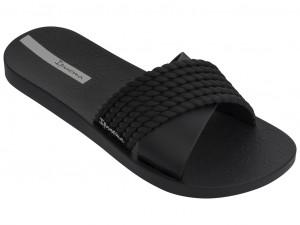 Ipanema černé pantofle Street Black -