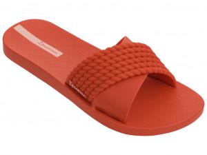 Ipanema červené pantofle Street Red - 41/42