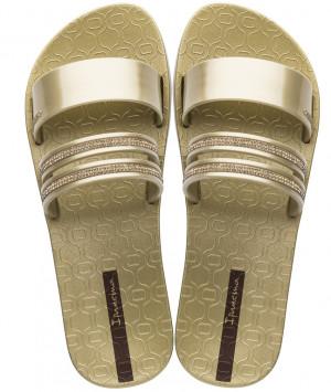 Ipanema zlaté pantofle New Glam Gold -