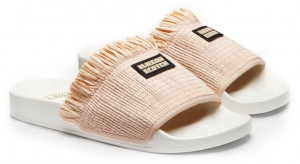 Scotch & Soda béžové pantofle Alie Nature -