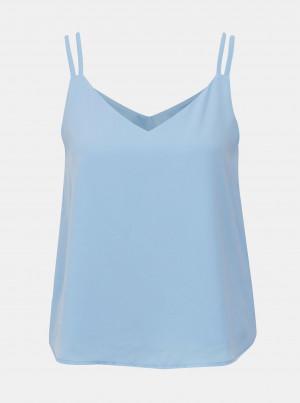 Modrý top ONLY Sue
