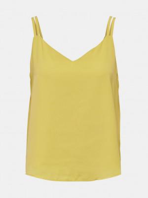 Žlutý top ONLY Sue