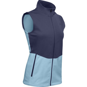 Vesta Under Armour Soft Shell Vest-BLU
