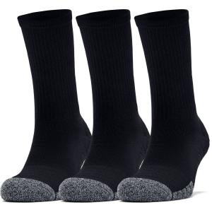 Ponožky Under Armour Heatgear Crew-Blk
