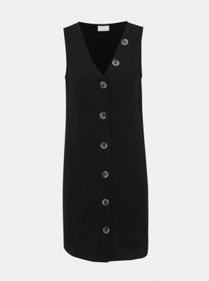 Černé šaty VILA Amee