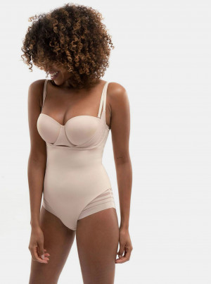 Tělové stahovací body Dorina Marilyn