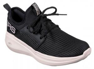 Skechers černé tenisky Go Run Fast Quick Step - 37,5