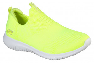 Skechers neonové tenisky Ultra Flex Candy Craving -
