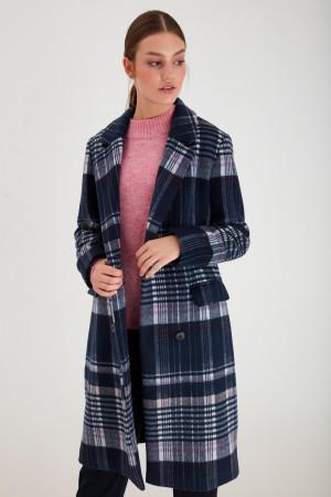 Ichi modrý kabát Iheberta -