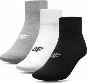 Pánské ponožky 4F SOM007 různé barvy grey melange 39-42