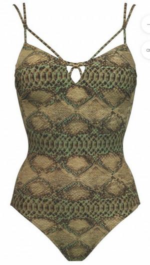Dámské plavky jednodílné 8995/807/ - Maryan Mehlhorn hadí