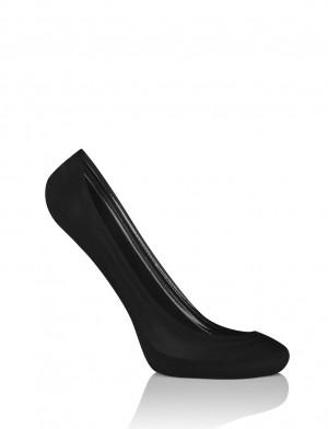 Dámské nízké ponožky Mona CS 11 Černá Univerzální