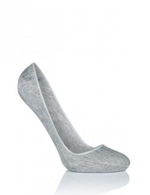 Dámské nízké ponožky Mona CS 09 Černá Univerzální