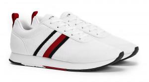Tommy Hilfiger bílé pánské tenisky -
