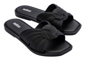 Melissa černé pantofle -
